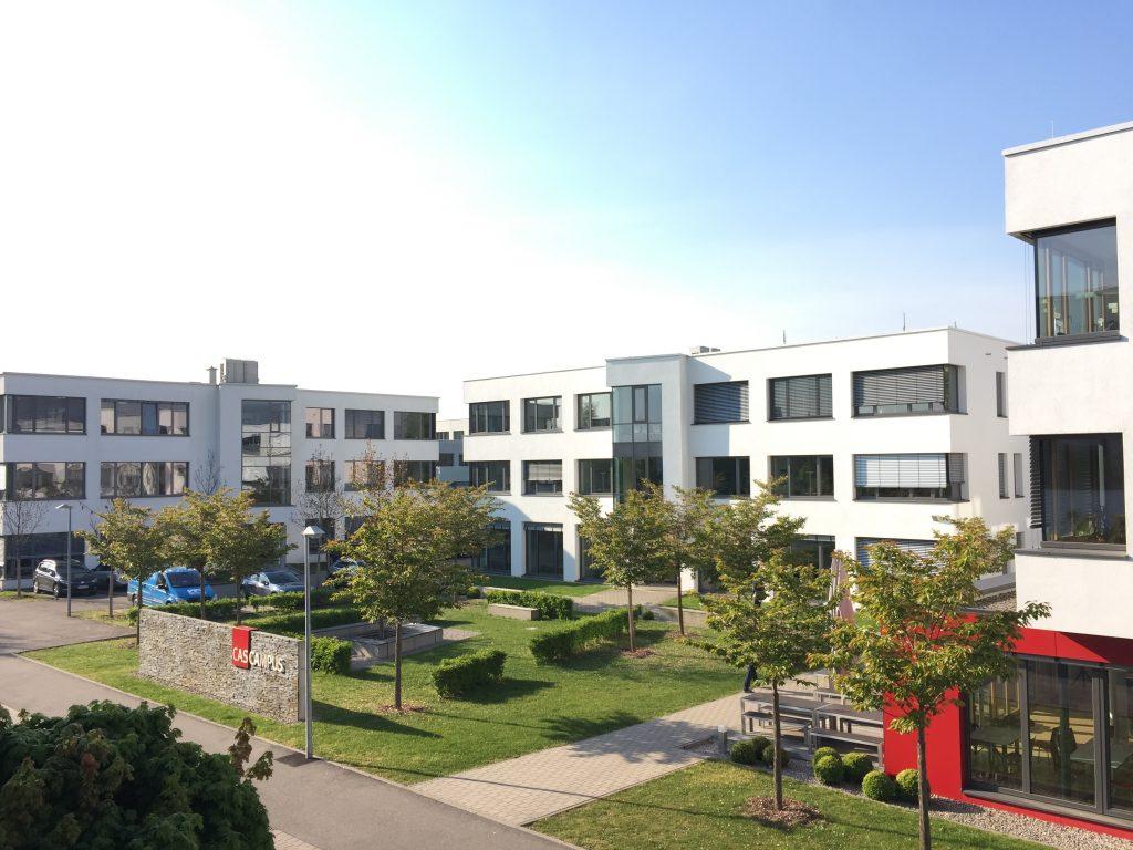 Der CAS Campus