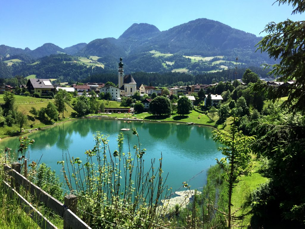 Reith mit Reither See