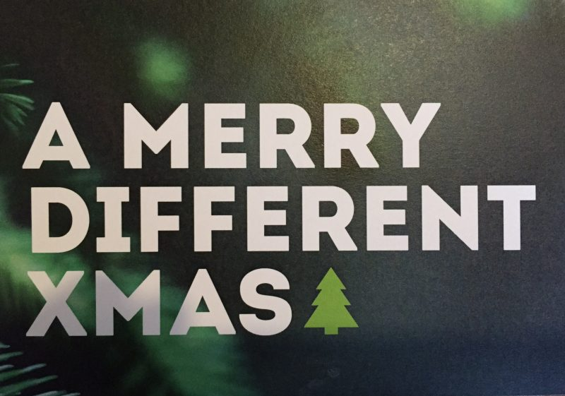 A merry different xmas
