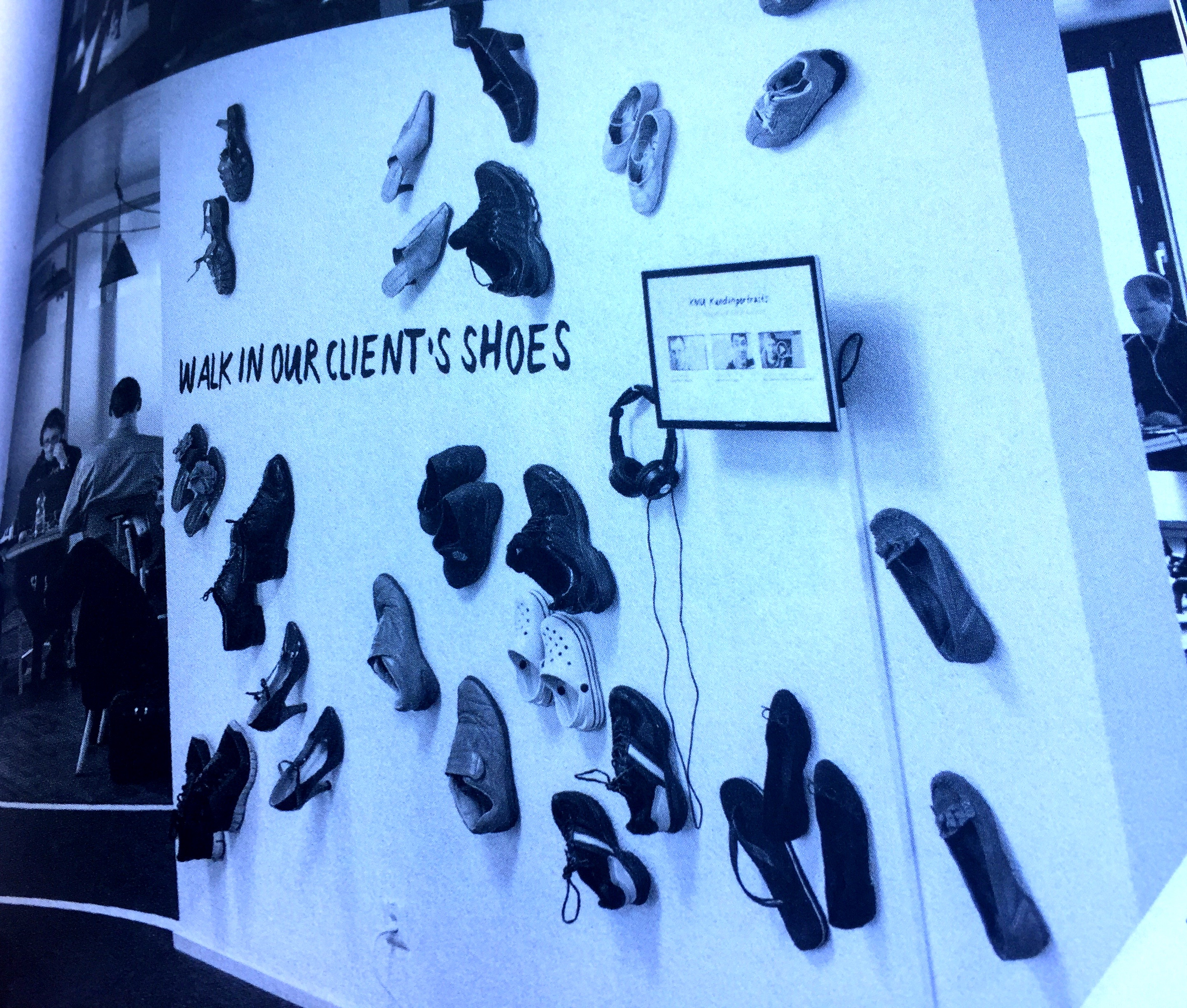 Oops Innovation ist kein Zufall Shoes