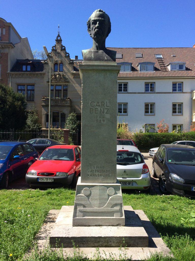 Denkmal Carl Benz