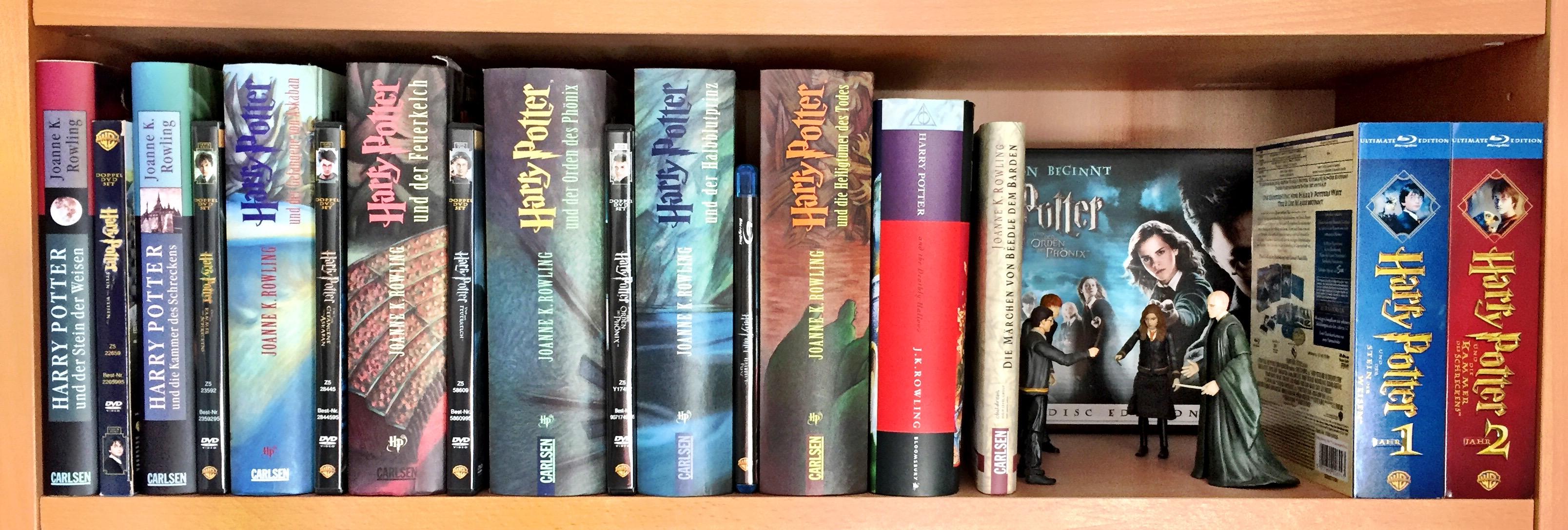 Harry Potter Fan Regal   Oliver Heim