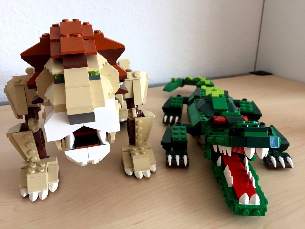 LEGO Creator 3 in 1 Serie
