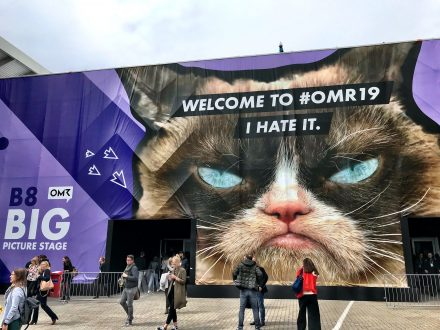 OMR19 – Alles für die Katz oder Content ist King?