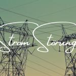 Strom Störung