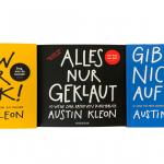 Austin Kleon Trilogie