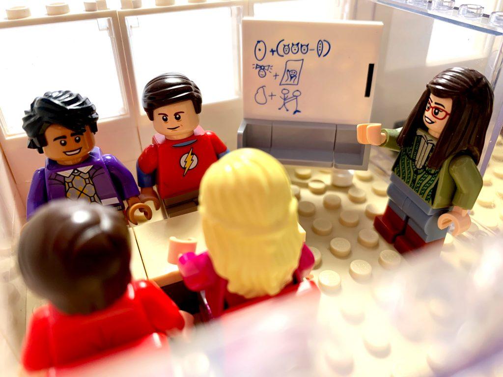 Typische Meetingsituation: 20% der Teilnehmenden sprechen 80% der Zeit.