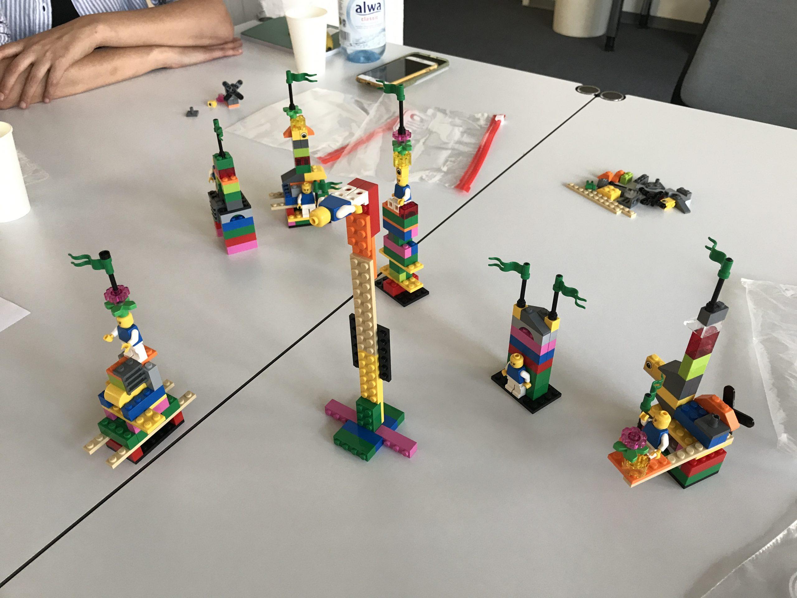 Turmbau - Startaufgabe