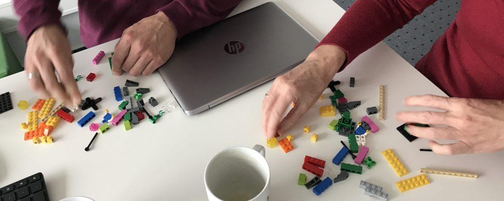LEGO® SERIOUS PLAY® - Mit den Händen denken